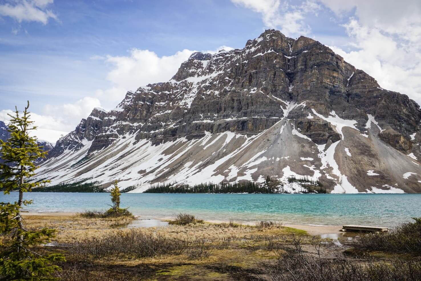 100 things to do in Banff National Park, Canada - Bow Lake