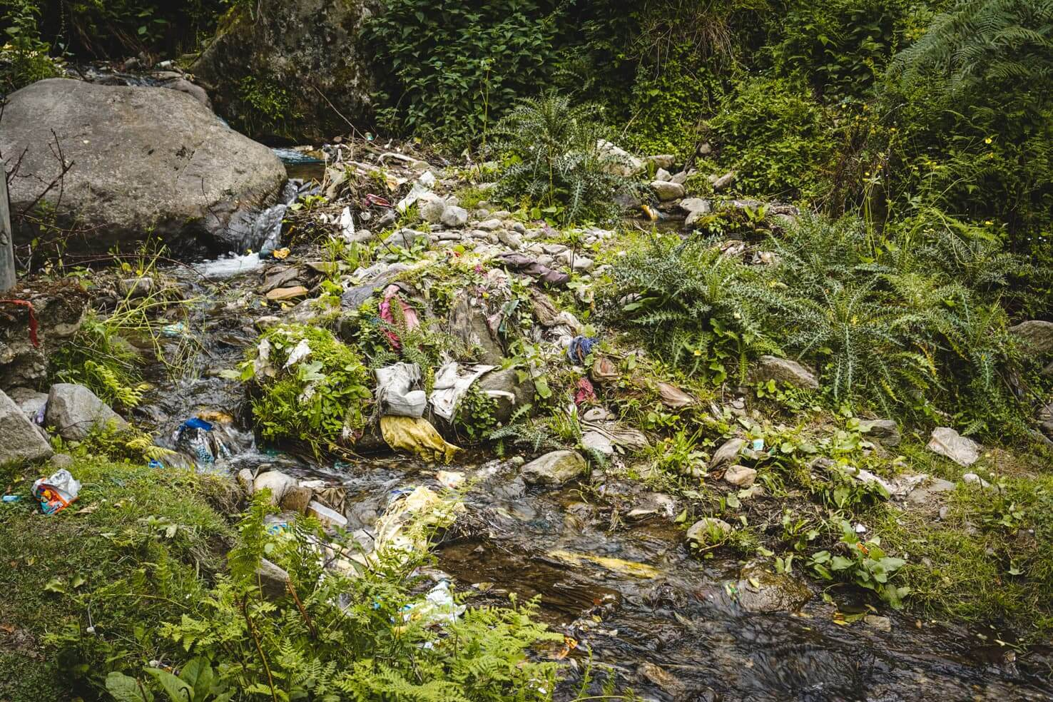 How to be a responsible traveler - Manali, India
