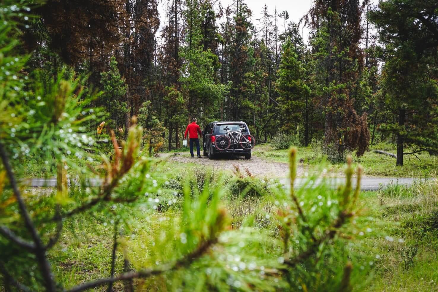 Adventure travel guide to Jasper National Park - camping in Jasper