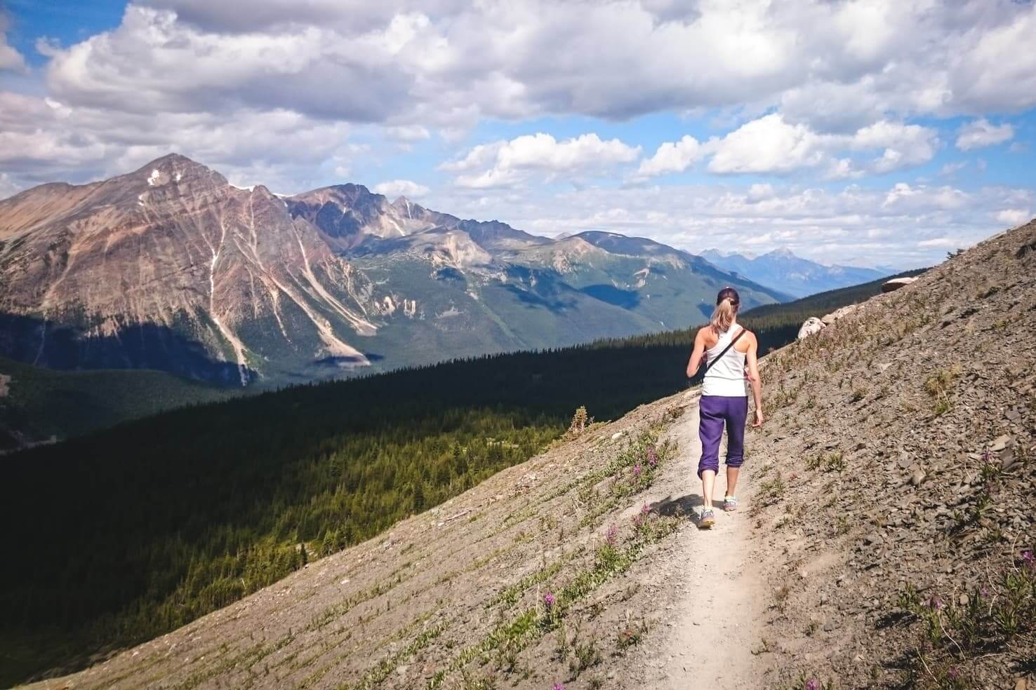 Adventure travel guide to Jasper National Park - Edith Cavell Hike