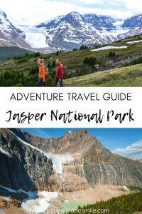 The ultimate travel guide to Jasper National Park with everything you need to know for an amazing trip to the largest park of the Canadian Rockies. | Jasper National Park | Canadian Rockies | Things to do in Jasper | Hiking in Jasper | #canadianrockies #jaspernationalpark #outdoors #adventure #bucketlist #hiking #wildlife