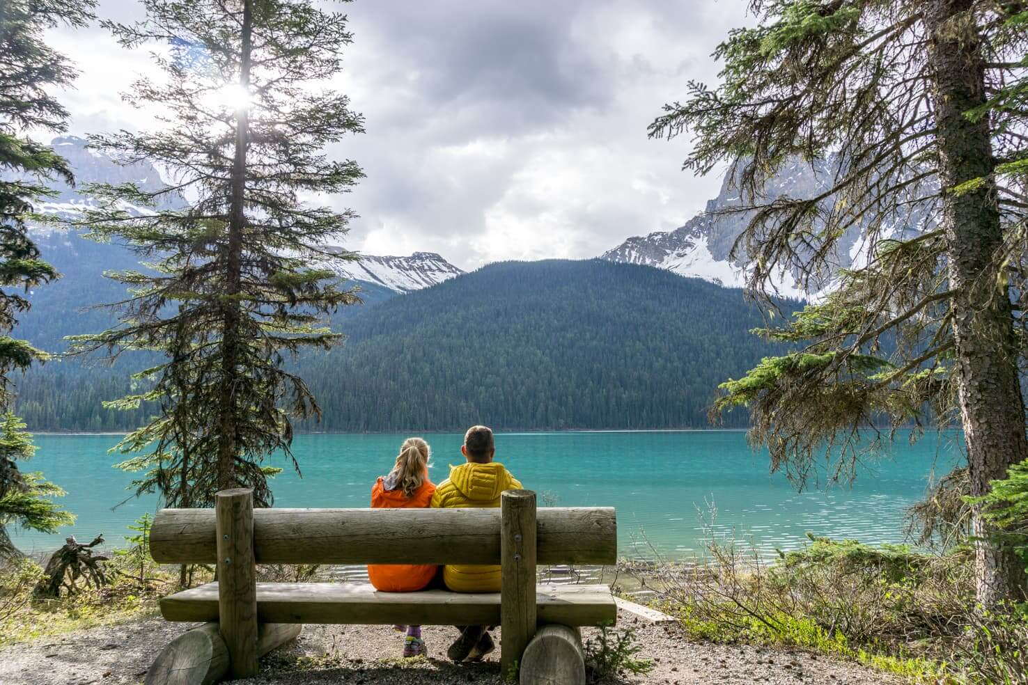 Adventure travel guide to Yoho National Park - Emerald Lake Loop