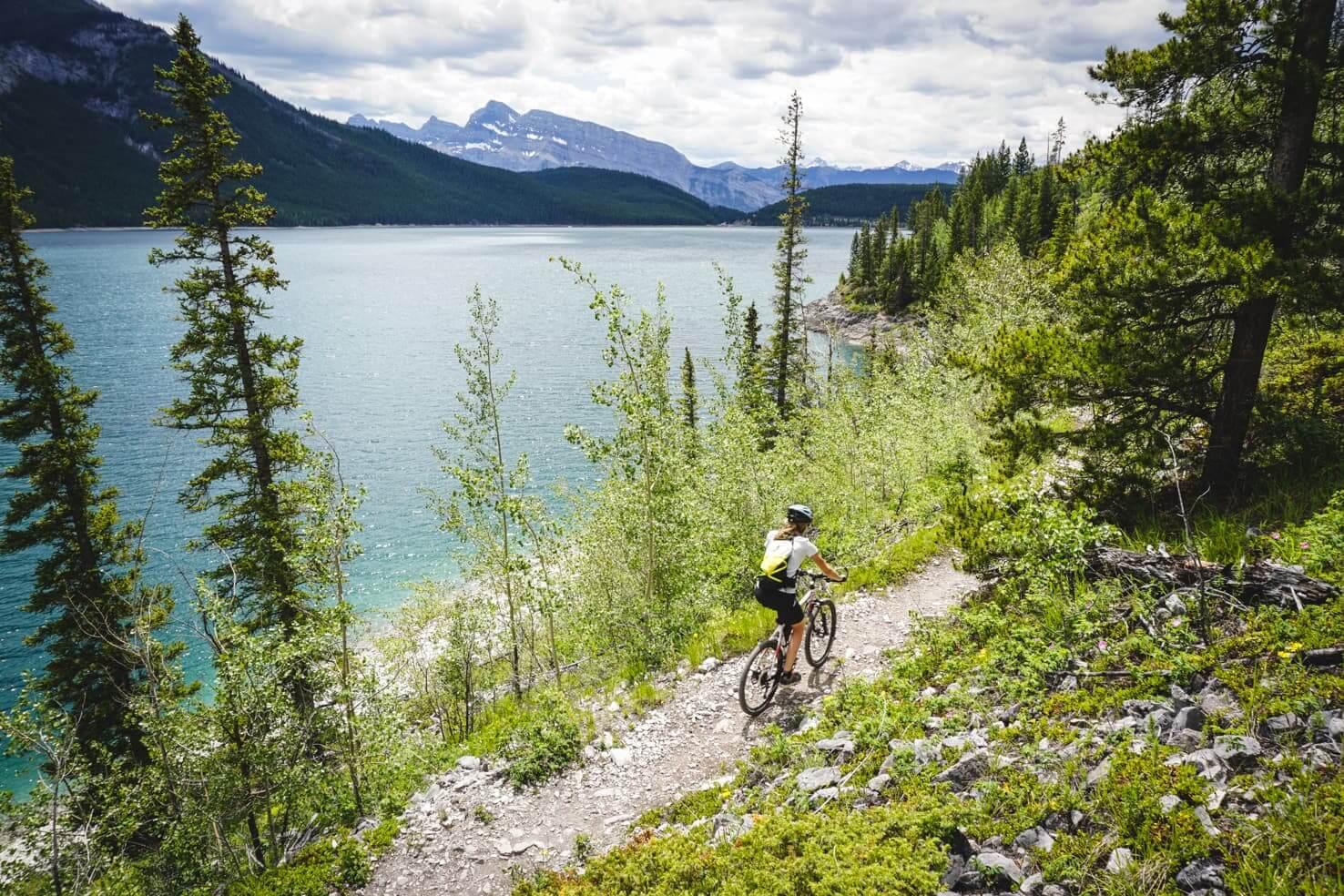Aylmer Lookout Hike & Bike Trip, Banff National Park (25)