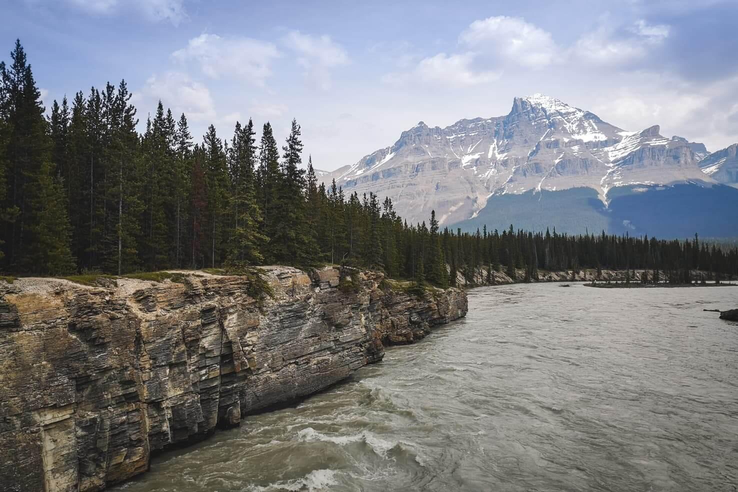 Glacier Lake, Banff National Park