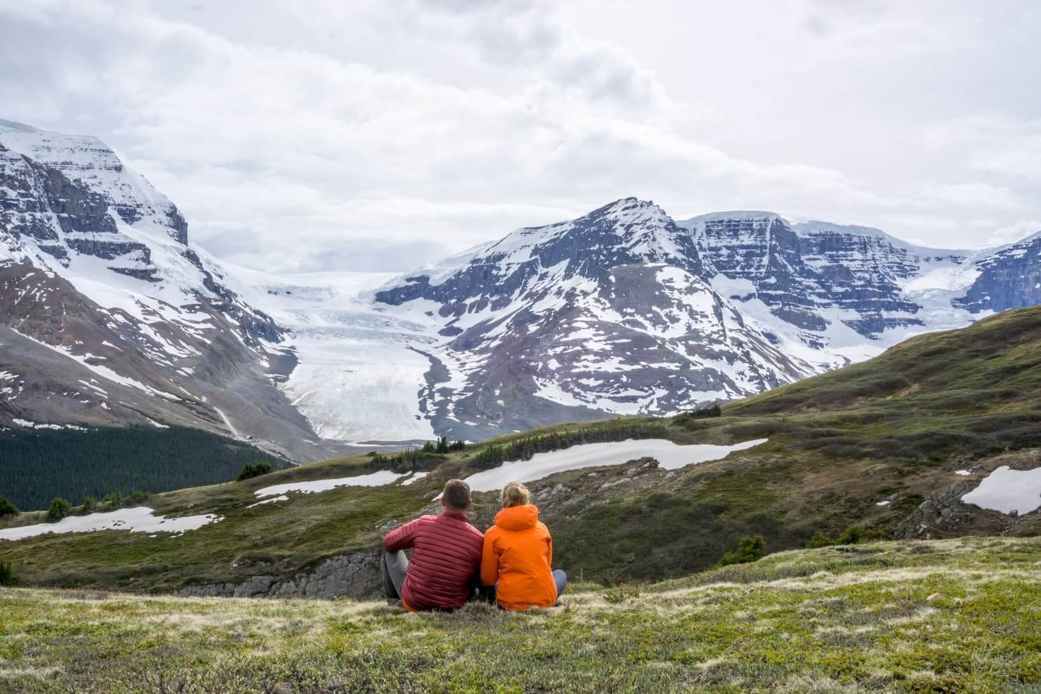 Things to do in Jasper National Park - 1 Get a bird's eye view of a giant glacier