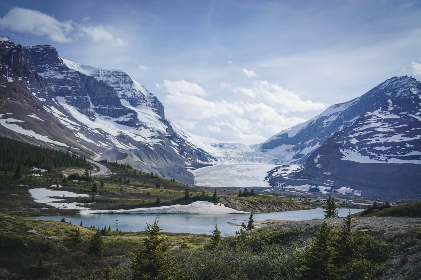 Things to do in Jasper National Park - 11 Stay overnight with an Icefield view