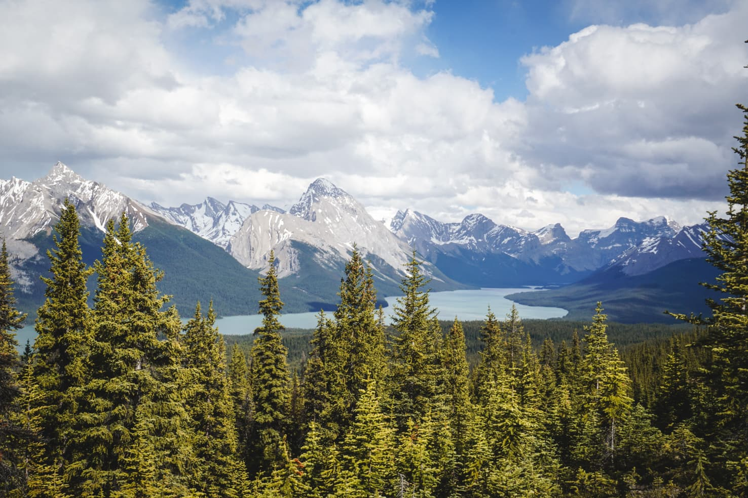 Things to do in Jasper National Park - 29 Hike above the Maligne Lake to Bald Hills