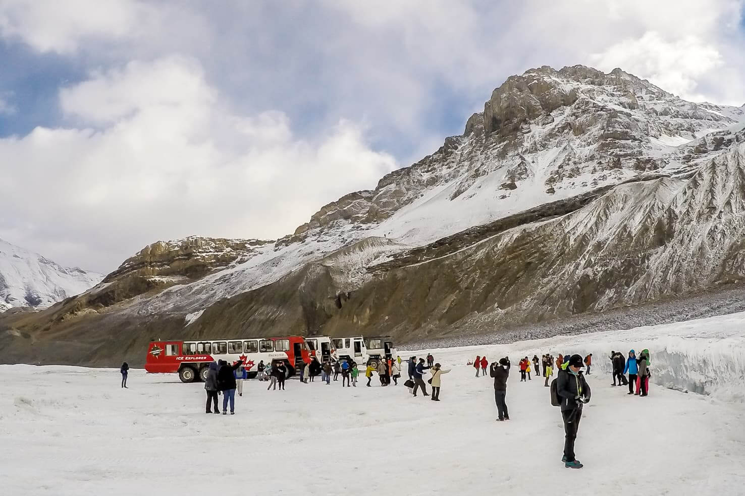 Things to do in Jasper National Park - 3 Visit the largest icefield in the Rockies of North America