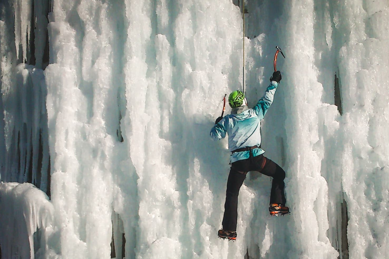 Things to do in Jasper National Park - 56 Learn ice climbing on a frozen waterfall