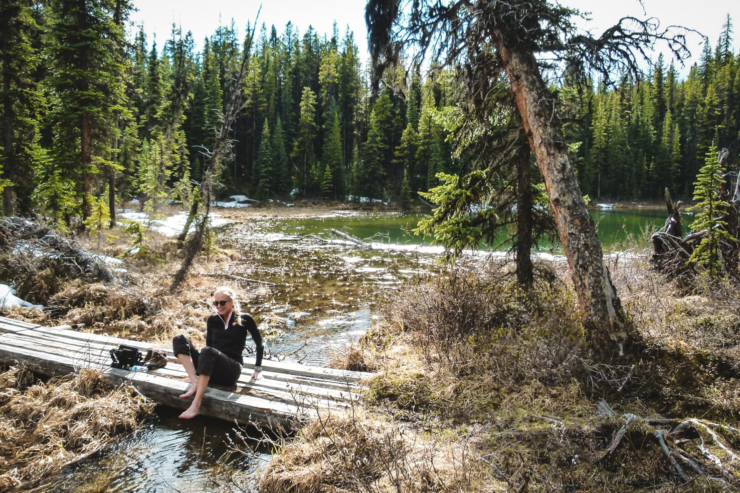 Things to do in Jasper National Park - 60 Hike in Maligne Lake area to get away from the crowds