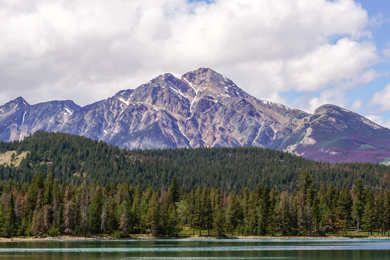 Things to do in Jasper National Park - 64 Climb to the iconic peak of Pyramid Mountain