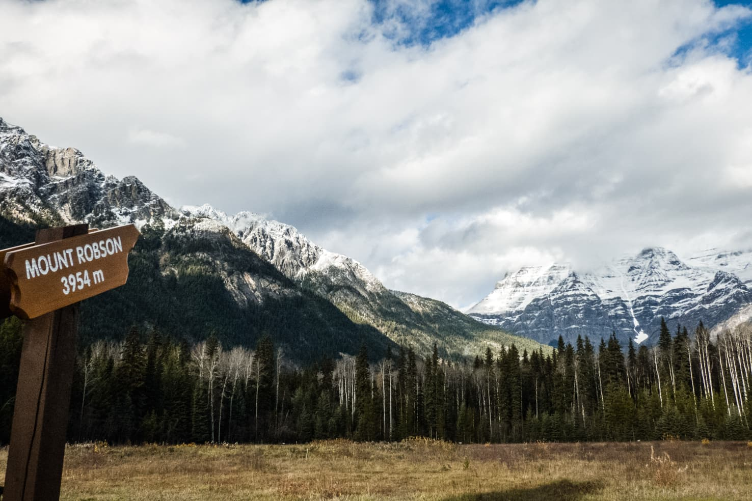 Things to do in Jasper National Park - 65 See the highest mountain of the Canadian Rockies