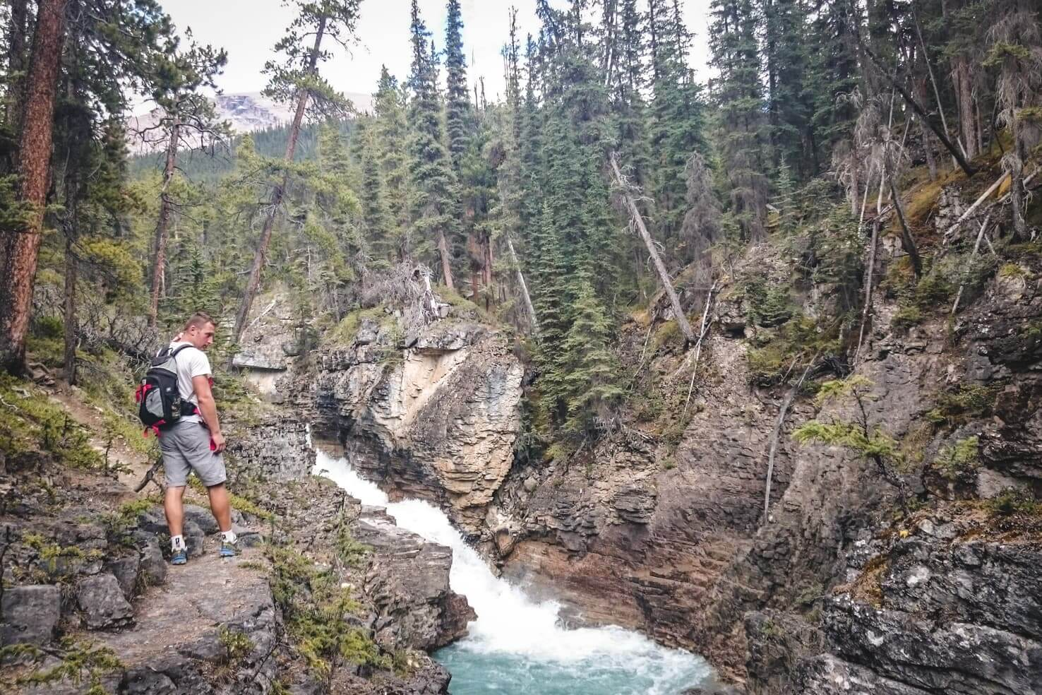 Things to do in Jasper National Park - 7 Take a hike to pristine Stanley Falls