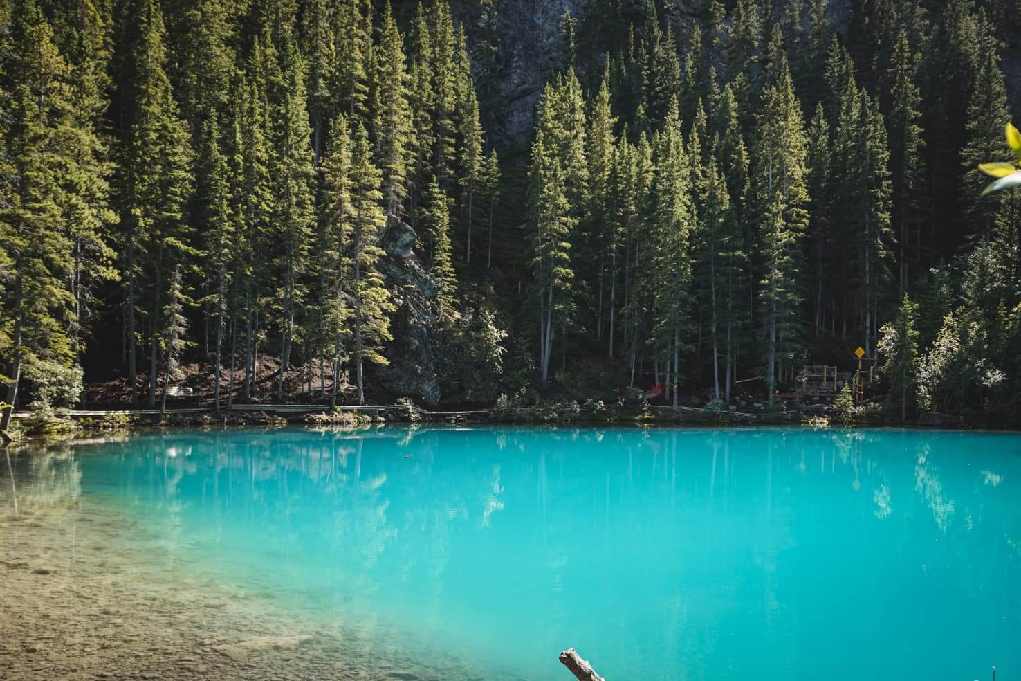 Canadian Rockies road trip itinerary - Grassi Lakes Hike in Canmore