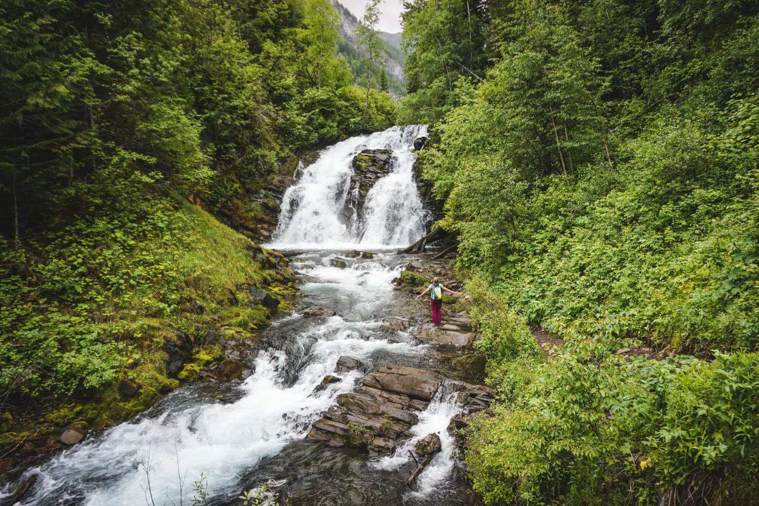 Things to do in Fernie, BC - 1 Visit Fairy Creek Falls