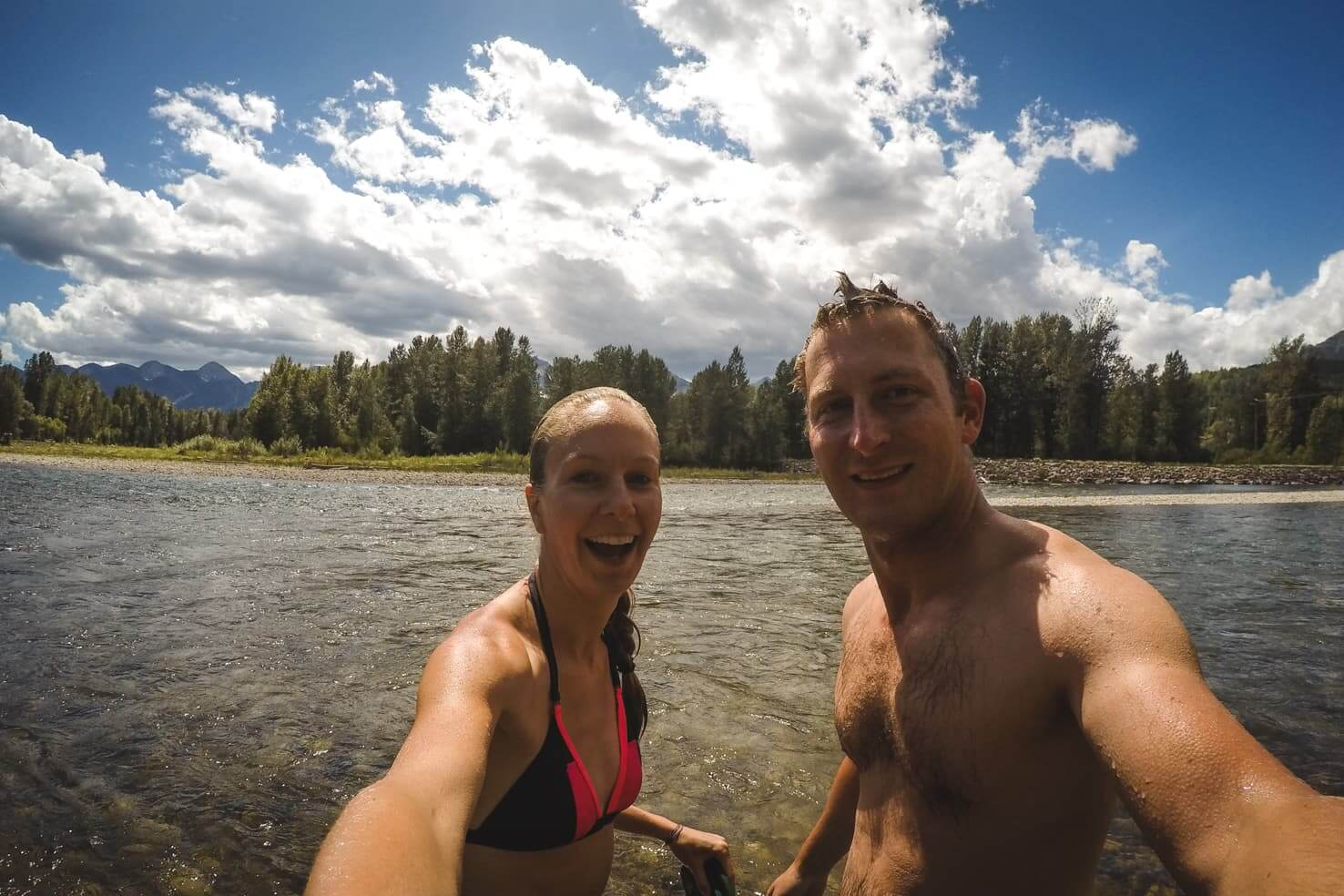 Things to do in Fernie, BC - 16 Take a plunge in Elk River