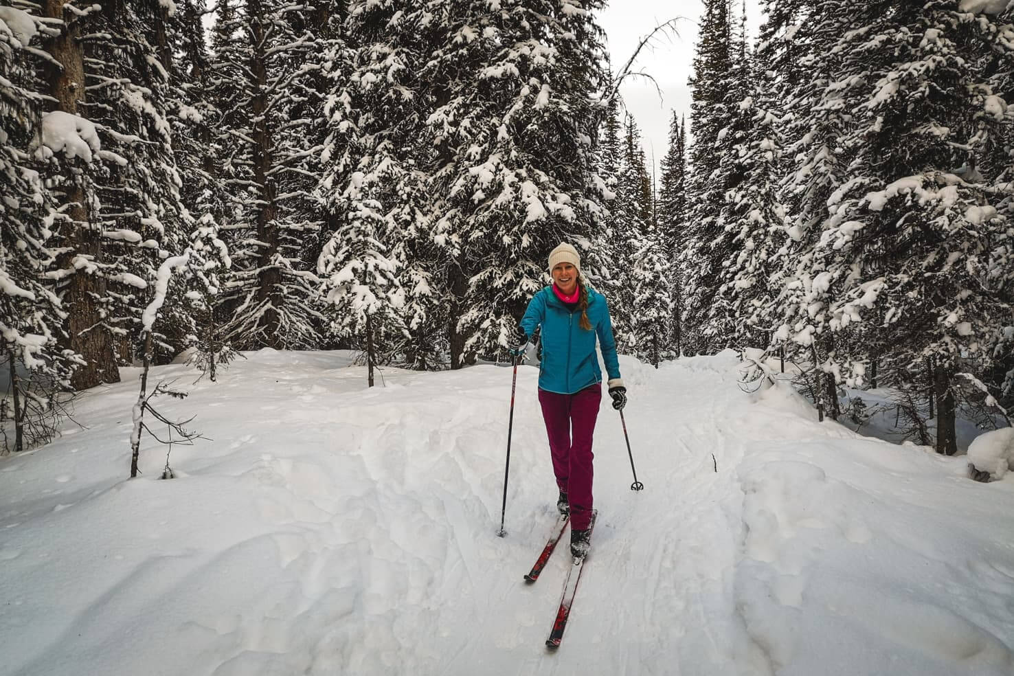 Things to do in Fernie, BC - 19 Go cross country skiing