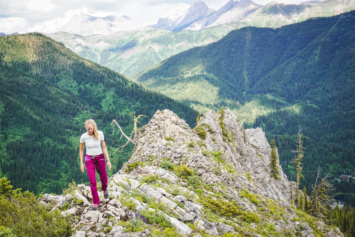 Things to do in Fernie, BC - 6 Hike the newly built Goldilocks Trail