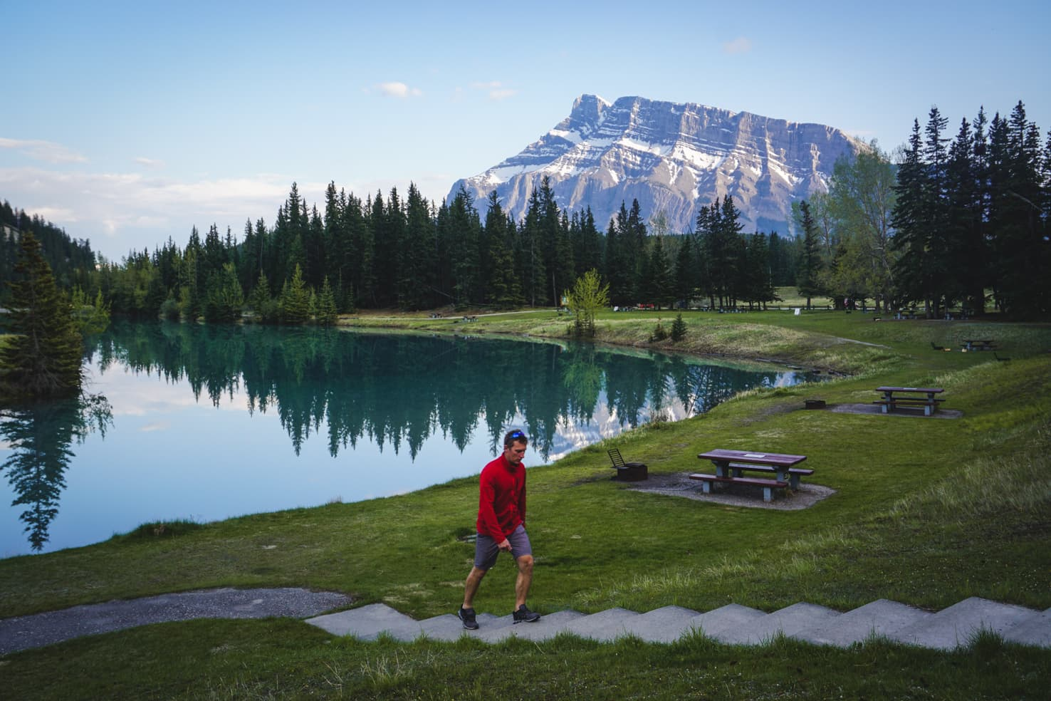 Banff itinerary for 3 days - Cascade Ponds