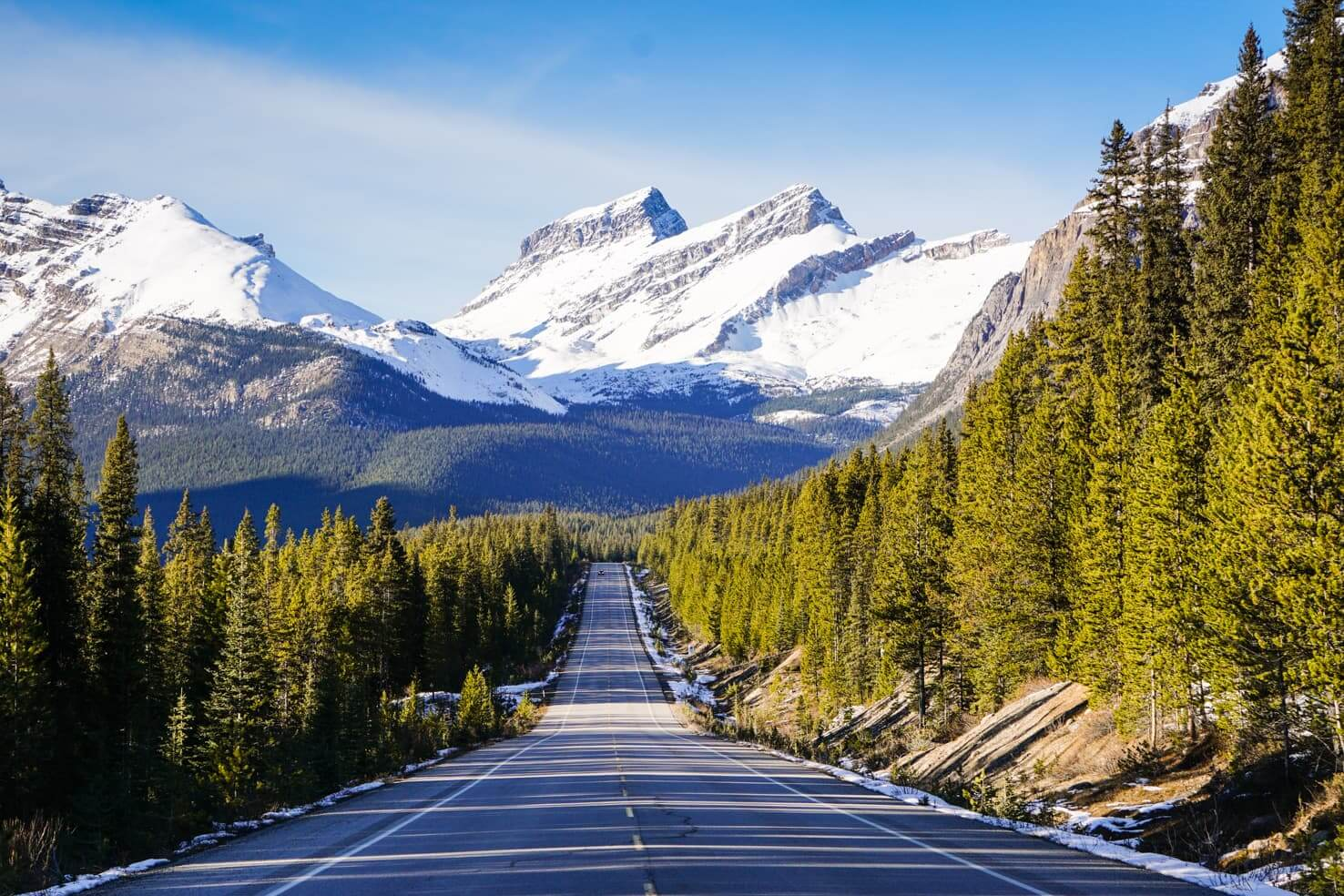 Banff itinerary for 3 days- Icefields Parkway