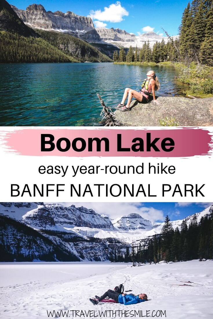 Boom Lake, Banff