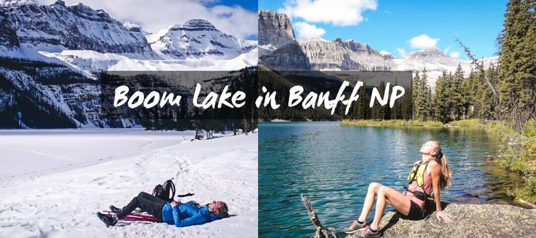 Boom Lake, Banff National Park
