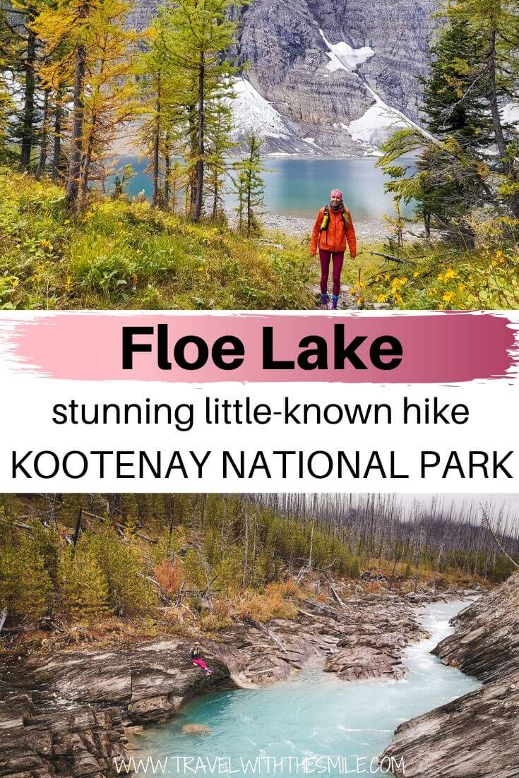 Floe Lake, Kootenay National Park