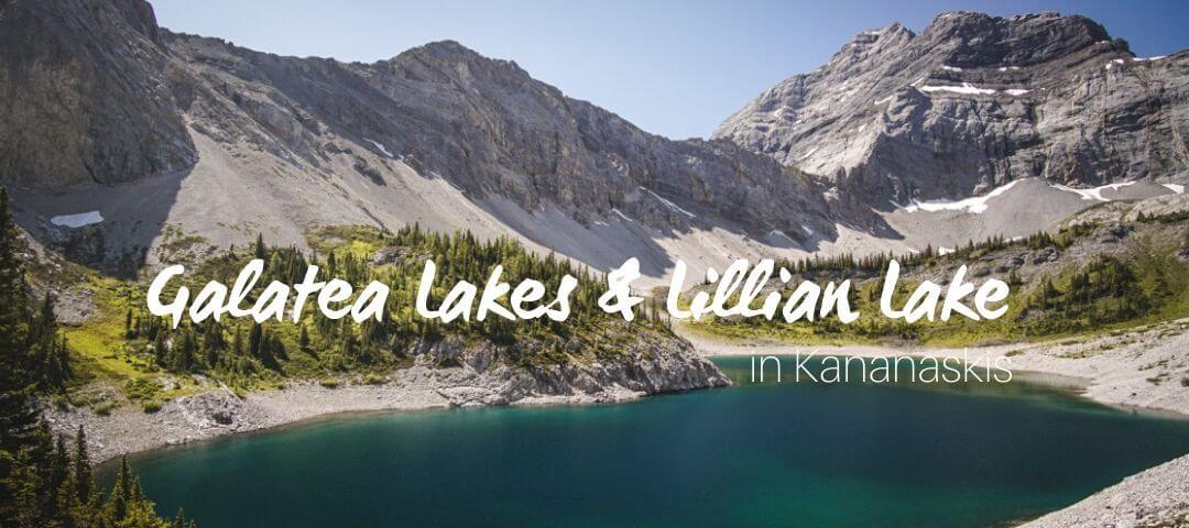 Galatea Lakes & Lilian Lake Hike