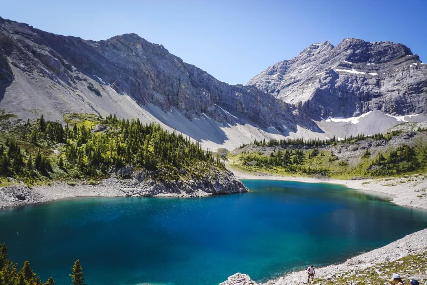 Galatea Lakes & Lillian Lake Hike, Kananaskis
