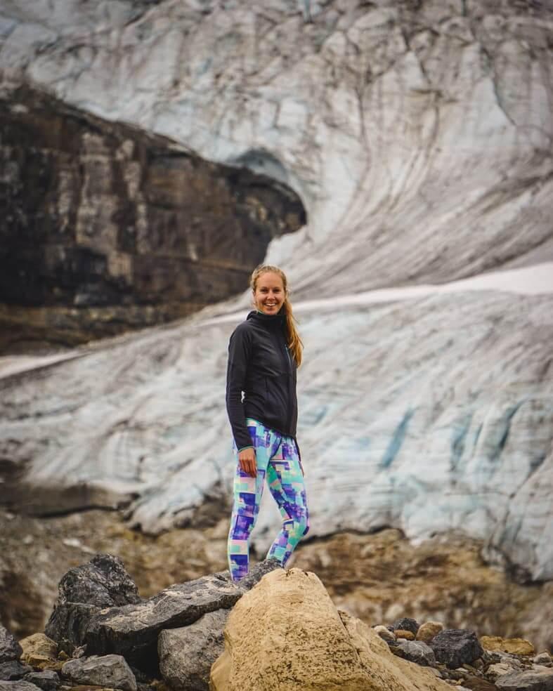 Iceline Trail, Yoho National Park