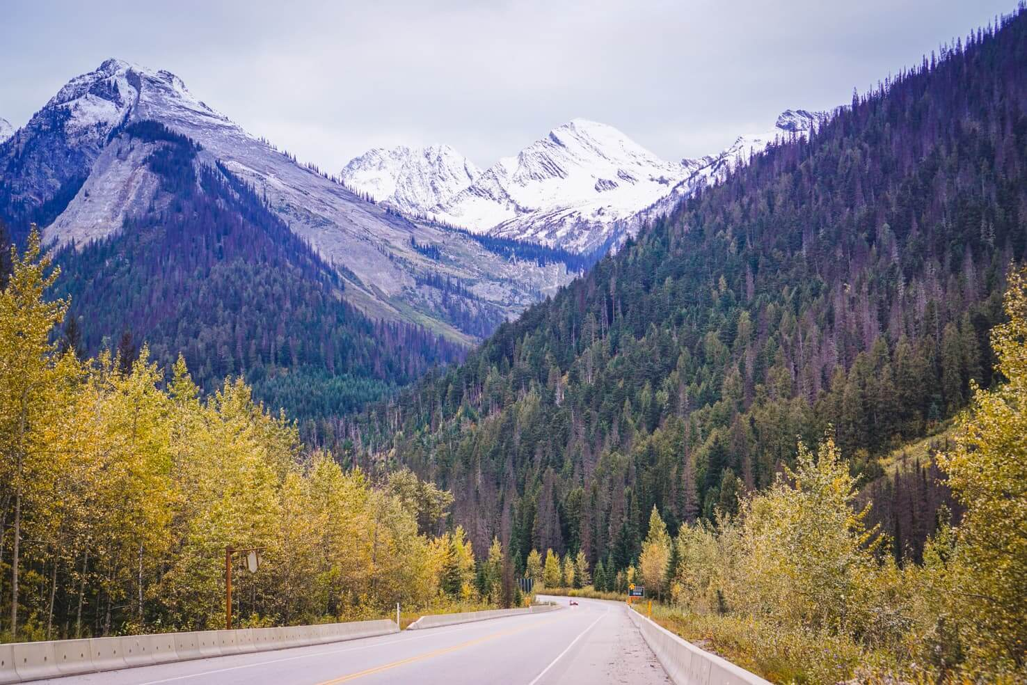 Glacier National Park, British Columbia