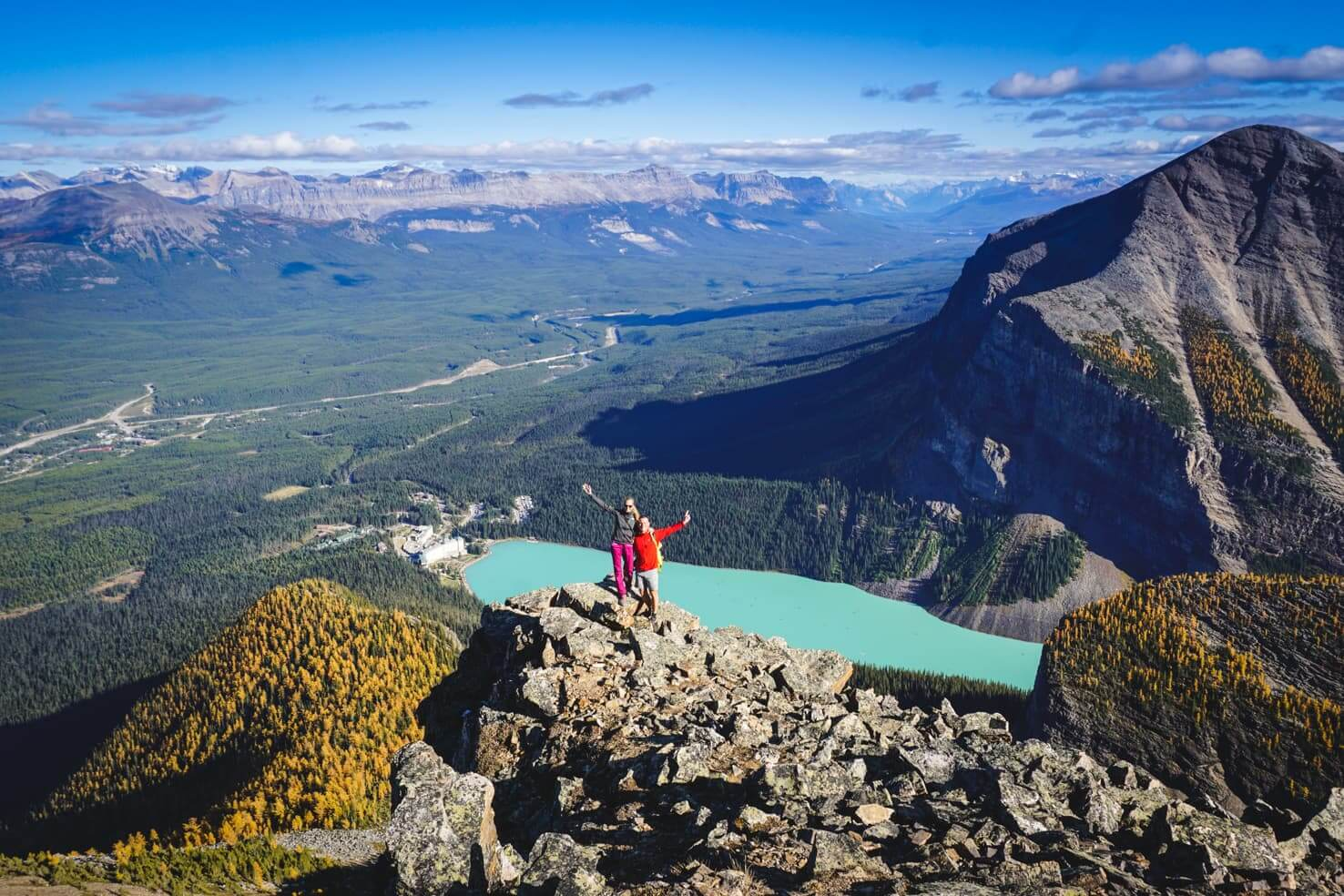 15 day hikes near Calgary with jaw-dropping views - Mount St. Piran
