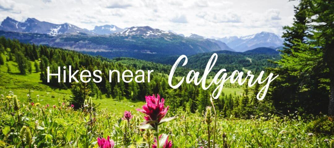 Hikes near Calgary