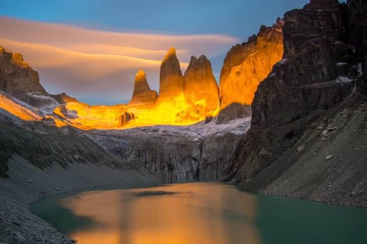 Torres del Paine National Park, Chile-2