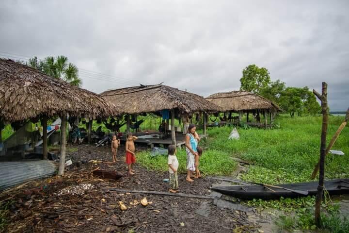 Warao Indians, Venezuela