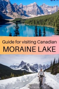 The Ultimate Guide for Visiting Moraine Lake