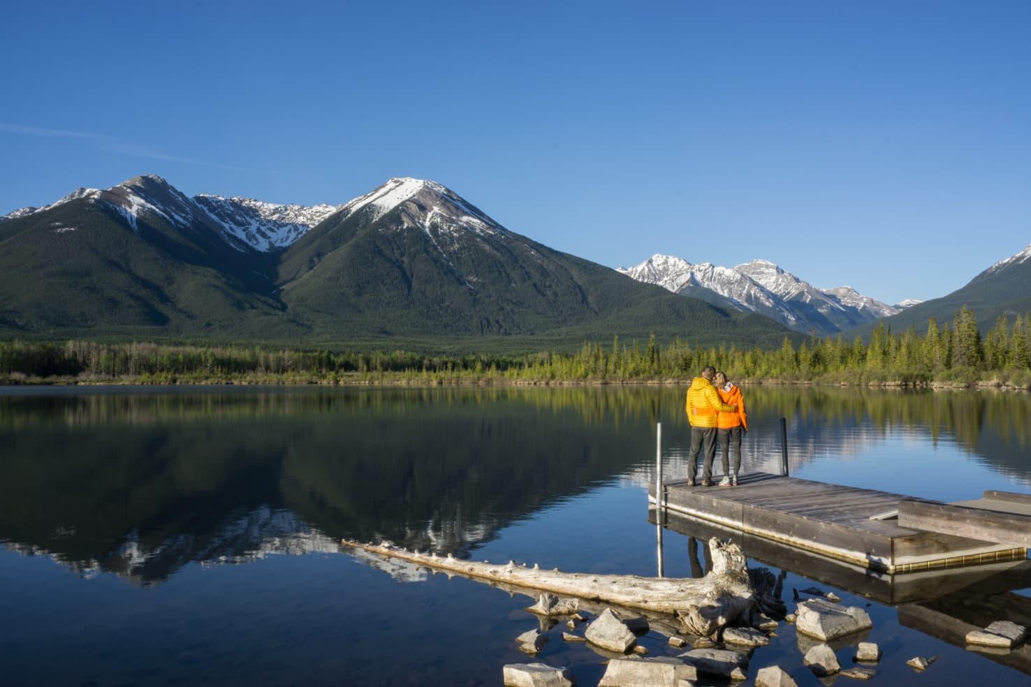Banff on a budget - Vermilion Lakes