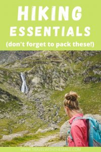 The Complete Hiking Packing List for Your Next Mountain Adventure PIN (5)