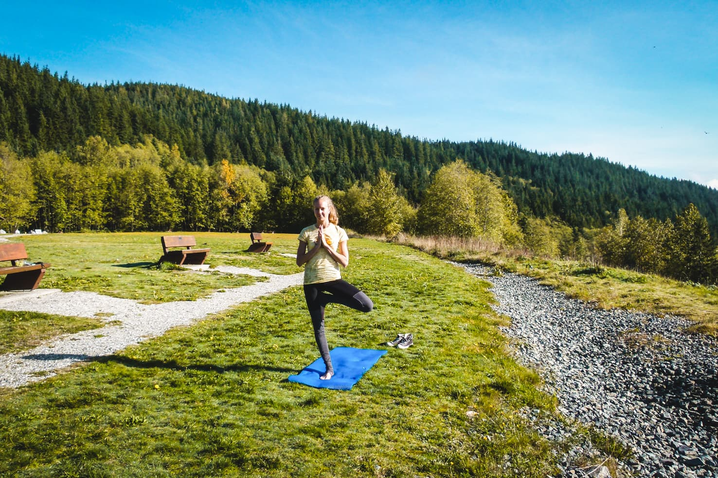 Yoga in Vancouver