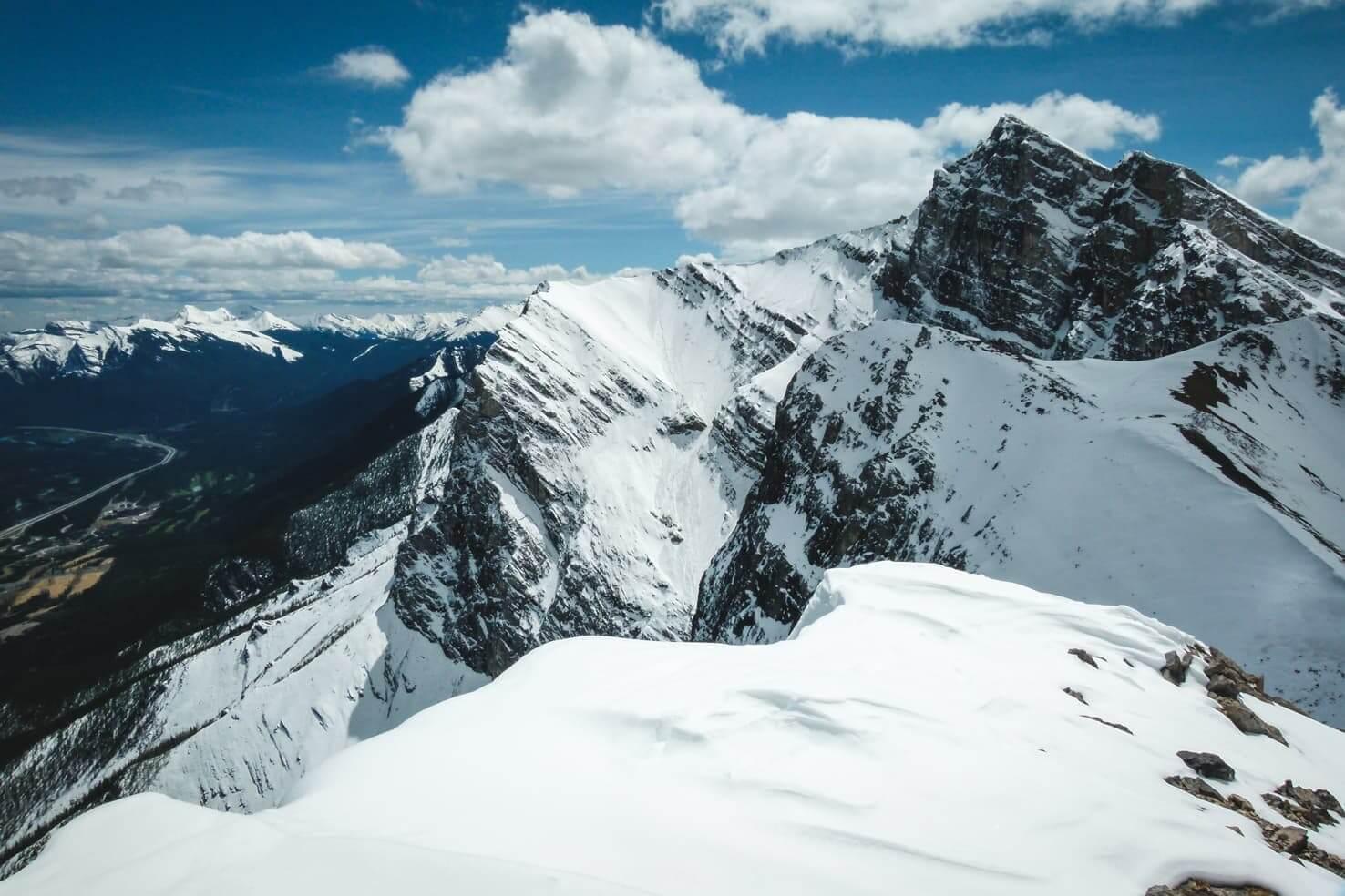 Ha Ling Peak Hike