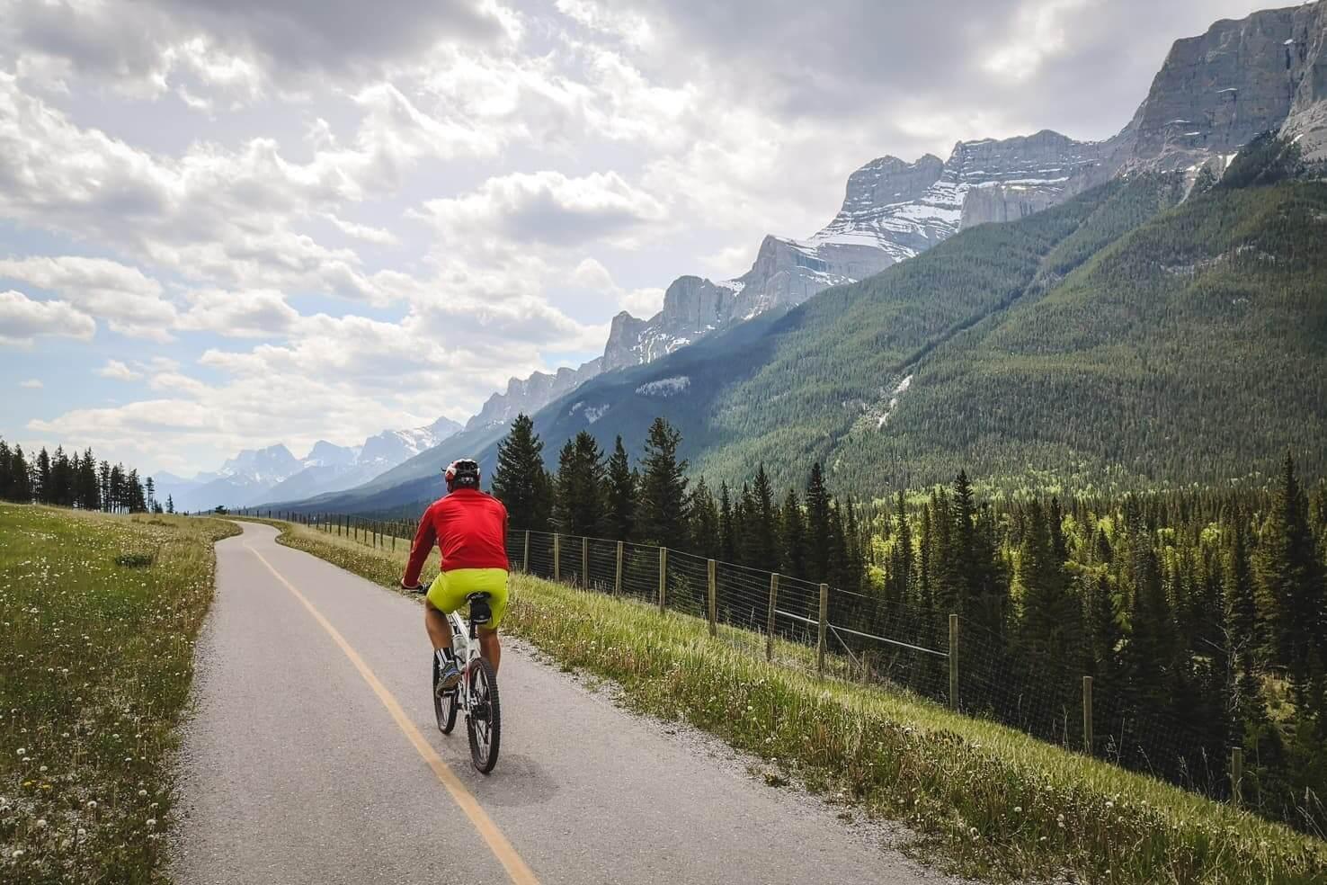 biking Legacy Trail