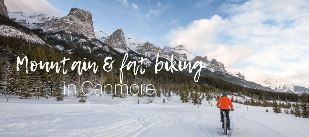 Mountain Biking & Fat Biking in Canmore