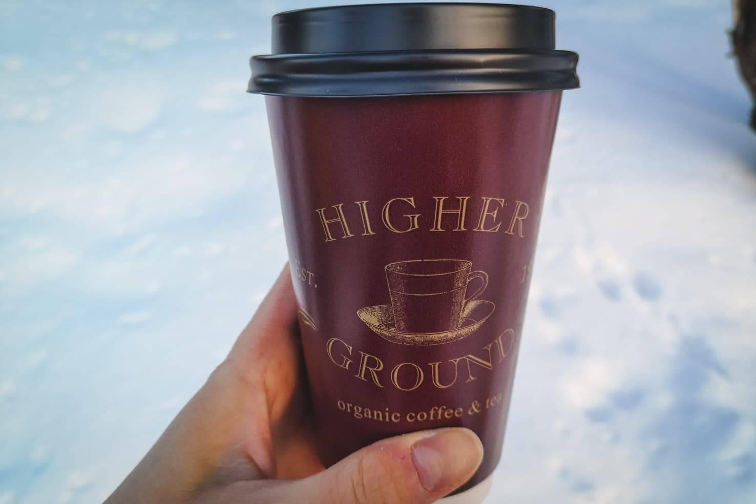Higher Ground Café, Calgary