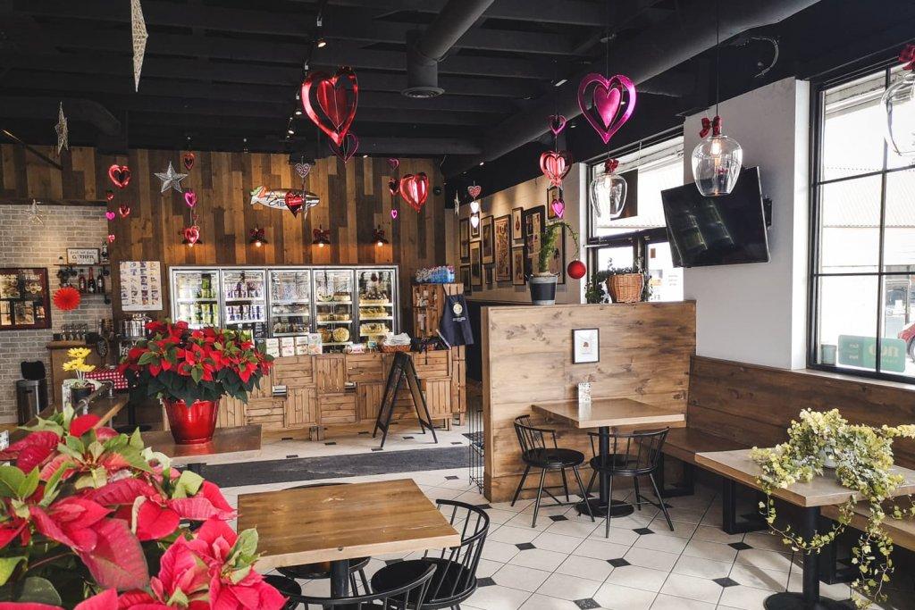 Amato Gelato Café, Calgary