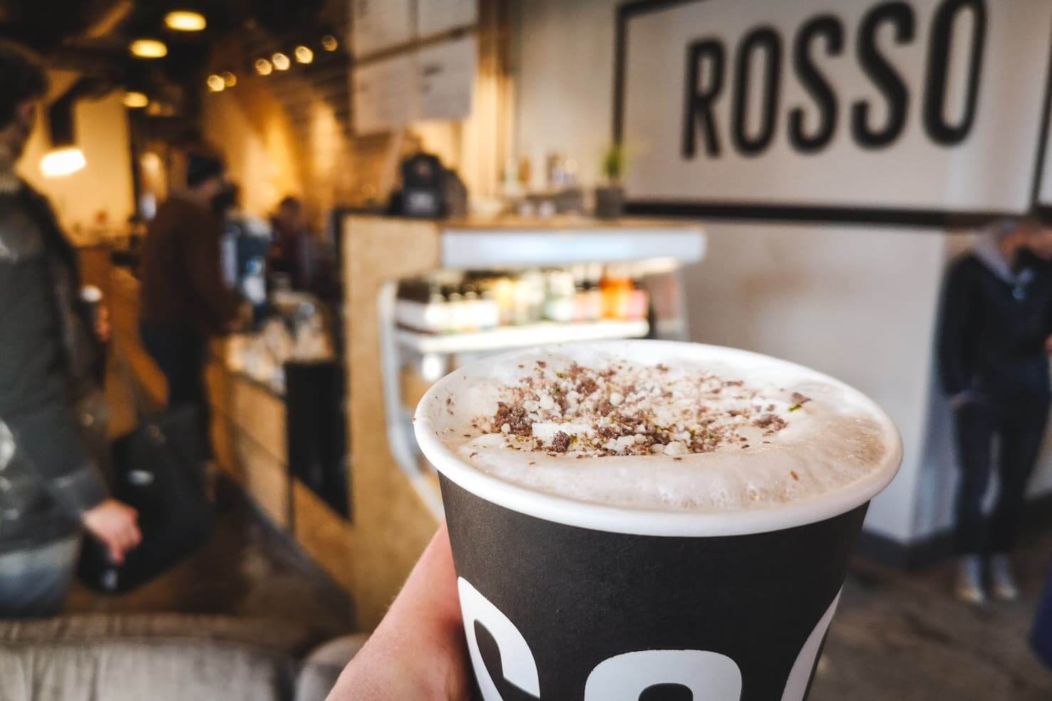 Rosso Coffee Roasters, Calgary